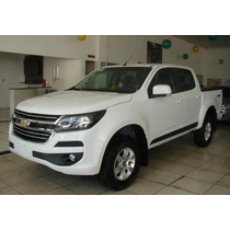 Gm S-10 Lt 2.8 Turbo Diesel 4x4 Manual Cab.dupla 0km 2017