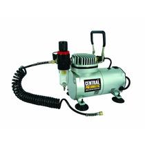 Compresor De Aire De1/8 Hp, 58 Psi Oilless Airbrush Vbf