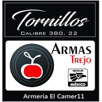 Juego De Tornillos Trejo 22 380 Para Cachas