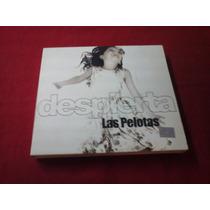 Las Pelotas - Despierta Cd + Dvd - Ind Arg