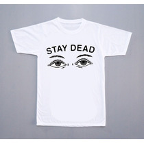 Camiseta Drop Dead Stay Dead Bmth Oliver Sykes