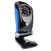 Camara Monitoreo Cctv Hd Inalambrica/ Audio Para Iphone Ios