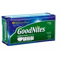 Calzoncitos Goodnites Descartables L Xl 11 Unid 7 A 11 Años