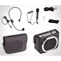 Tsi Super Voz 2 Kit Professor Amplificador De Voz 10w