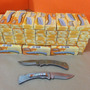 Canivete Zebu 301 C/trava Inox+canivete Cimo Heeler Kit
