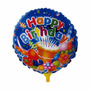 Globos Metalizado Regalo Recuerdo Grande 40cm Happy Birthday