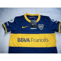 Camiseta Titular De Boca Juniors De Niños Liquidación!