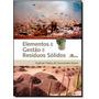 Elementos De Gestão De Resíduos Sólidos / Frete Grátis
