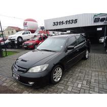 Honda - Civic Sedan Lx-at 1.8 16v Basico
