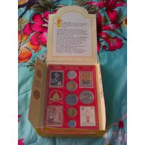 Coleccion De Monedas Y Timbres Postales De Juan Pablo Ii