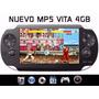 Psp Mp5 Doble Jostick Juegos De Play 1 Nintendo 64 Camara