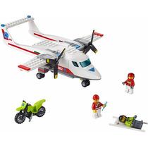 Lego - City 60116-avión Médico