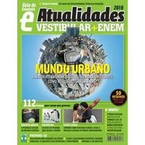 Livro Atualidades Dossiê Mundo Urbano Ge 2010