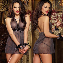 Baby Doll Sexy Ropa Intima Talla Unica S-m Babydoll Imp