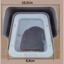 Caixa Proteção Para Câmera De Segurança Em Alumínio