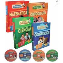 A Jugar Y Aprender! Matemáticas,ortografía,computacion Reymo