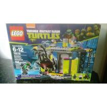 Lego 79119 Tortugas Ninja Mutation Chamber