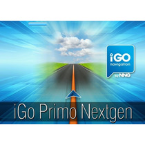 Igo Nextgen Android Nueva Version + Mapa Todo Mexico