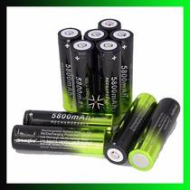 Batería Pila Recargable 18650 De 5800 Mah 3.7v Muy Potente