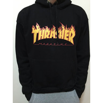 Buzo Estampado Skater Thrasher Biker Tony Hawk Jeff Grosso