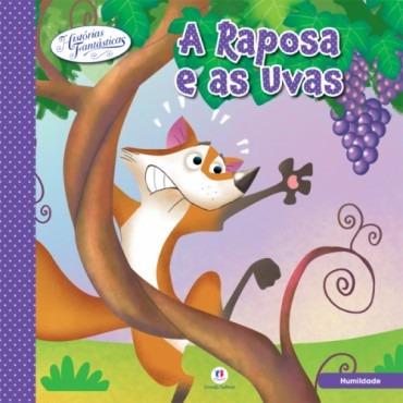 Resultado de imagem para livro  a raposa e as uvas
