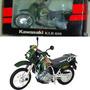 Kawasaki Ninja Y Kawasaki Klr 650 Enduro,12 Cm. 1:18 Welly.