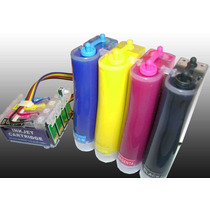 Bulk-ink Cx5000 Cx6000 Cx8400 691n T0691 + Tinta Pigmentada