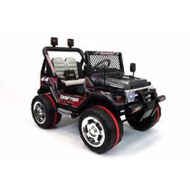 Carrito Electrico Bateria Jeep Drifter Control Remoto 12 V