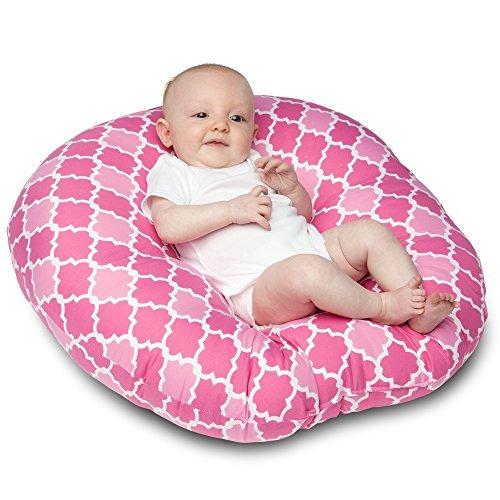 Silla Para Bebe Recien Nacido Boppy Rose Francesa 42 900 En