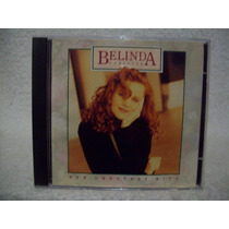Cd Belinda Carlisle- Her Greatest Hits- Importado