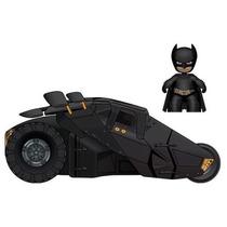 Batmobile (tumbler) & Batman Mez-itz