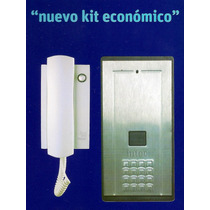 Nuevo Sistema De Interfon Economico Eco-1 Intec