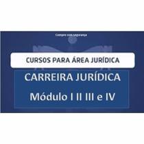 Carreirs Jurídics 2016/1º Semestre