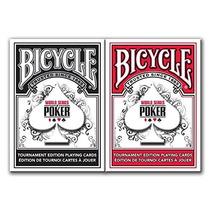 2 Mazos De Cartas Bicycle Serie Mundial De Poker