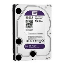 Disco Duro Sata Western Digital Purple 500gb Videovigilancia