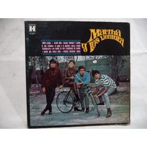 Martha Y Los Ventura Yambalaya 1968 Lp Rock Mexicano Joya