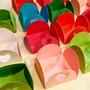 Capacillos De Cartulina Para Brownies, Trufas Y Dulces