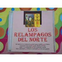Los Relampagos Del Norte Cd Callejon Sin Salida 1997