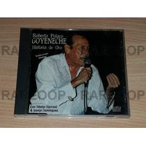 Roberto Goyeneche (cd) Polaco Historia De Oro Consultar Stoc