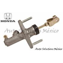 Bomba De Clutch Sup (maestra) Honda Civic Del Sol 1.6l 93-97