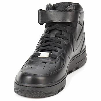 Originales Bota 400 Air En 00 Force Nike 100 2 Negro One rn1rOX8