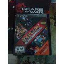 Capcom Essentials Ps3 Poza Rica
