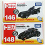 Takara Tomy Dream Tomica Batmobile Y Tumbler 148 146 Dc