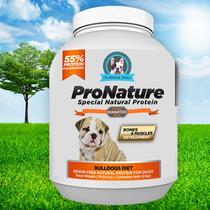 Proteína Para Bulldogs Pronature® 55% Especializada 1kg