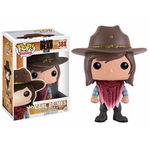 The Walking Dead Carl Grimes #388 Boneco Pop Funko 10cms