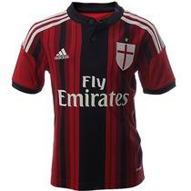 Playera Jersey Ac Milan Local 14/15 Hombre Adidas D87224