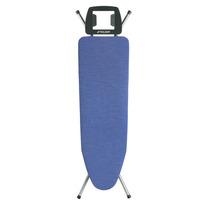 Burro O Mesa Para Planchar Soporte Metálico Azul Rolser