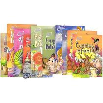 Mi Tesoro Infantil 10 Vols + 2 Cds