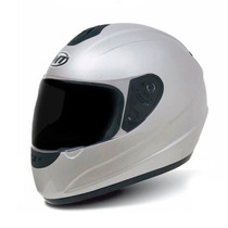 Casco Integral Polarizado Mt Thunder Gris Urquiza Motos