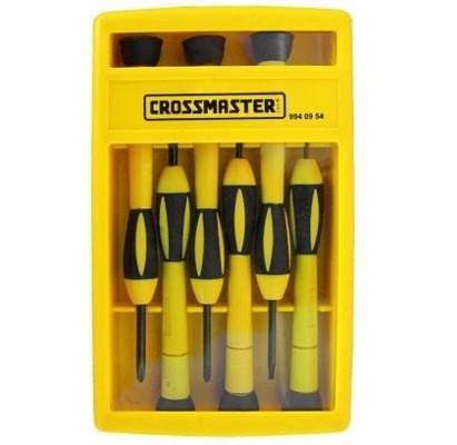 Destornilladores Relojero Electrónica Crossmaster